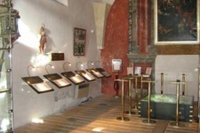 Visite De La Chapelle St Roch à Lanslevillard