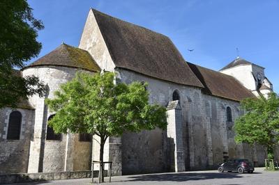 Visite De La Collégiale Saint-martin Et De Sa Crypte à Lere