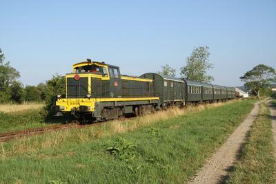 Visite De La Côte Des Isles Avec Le Train Touristique Du Cotentin à Barneville Carteret