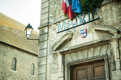 Visite De La Mairie à Saint Chef
