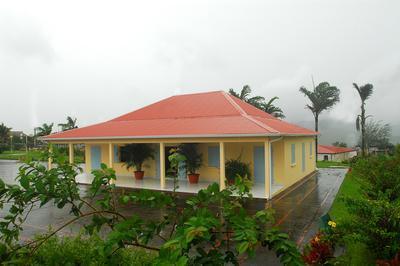 Visite De La Maison Des Volcans à Le Morne Rouge