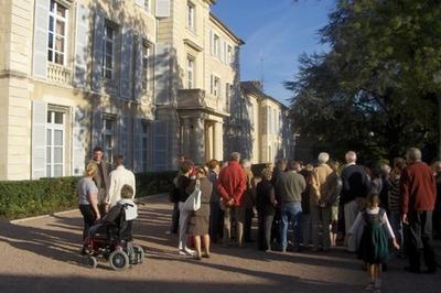 Visite De La Préfecture De La Nièvre à Nevers