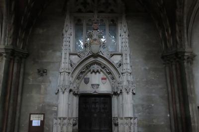 Visite De La Sacristie Du Chapître à Bourges