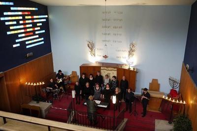 Visite De La Synagogue D'epinal à Epinal