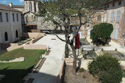 Visite De La Tour De L'hôtellerie à Moissac