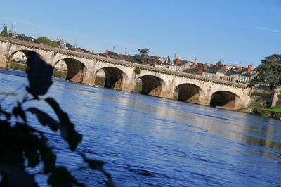 Visite De La Tour Nord Du Pont à Chatellerault