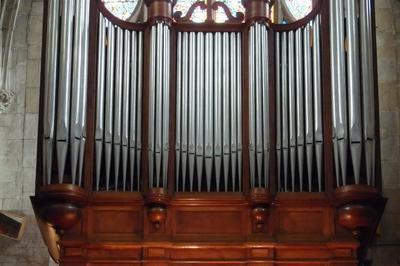 Visite De La Tribune De L'orgue Daubaine-callinet De 1842 à Joigny