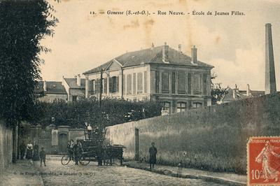 Visite Déambulation Contée - Les écoles De Gonesse