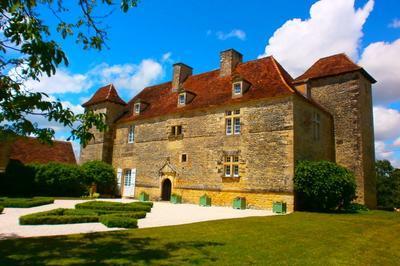 Visite Découverte D'un Château Oublié à Degagnac