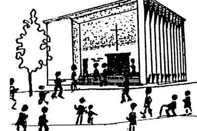 Visite Découverte D'un Temple Protestant Et Exposition à Caen