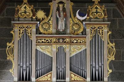 Visite Découverte De L'orgue Robert Dallam (1653) De Lanvellec