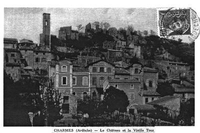 Visite Découverte De La Belle Maison Devenue Hôtel De Ville à Charmes sur Rhone