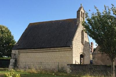 Visite Découverte De La Chapelle Et Exposition à Saint Mathurin sur Loire