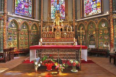 Visite-découverte De La Chapelle Saint-joseph à Beauvais