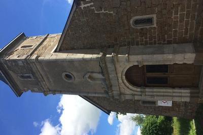 Visite Découverte De La Chapelle Saint-mathieu à Lassay les Chateaux