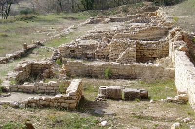 Visite-découverte De La Villa Gallo-romaine Des Bruns à Bedoin