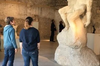 Visite Découverte Du Musée Jules-desbois Pour Les Journées Européennes Du Patrimoine à Parcay les Pins