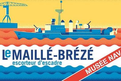 Visite Découverte Maillé-brézé à Nantes