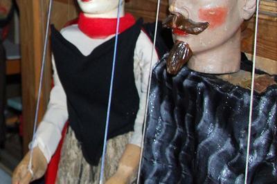 Visite Découverte Marionnettes Du Broutteux à Tourcoing
