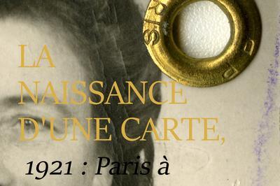 Visite Des Archives De La Préfecture De Police De Paris à Le Pre saint Gervais