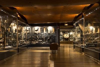 Visite Des Collections Permanentes De La Maison De L'outil Et De La Pensée Ouvrière à Troyes