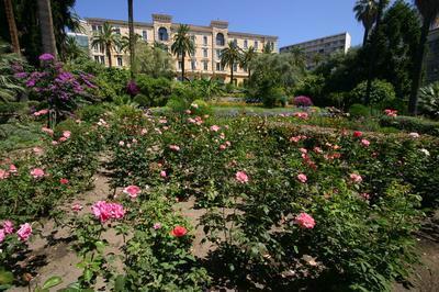 Visite Des Jardins De L'hôtel De La Collectivité De Corse à Ajaccio