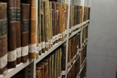 Visite Des Locaux Des Archives Départementales Du Doubs à Besancon