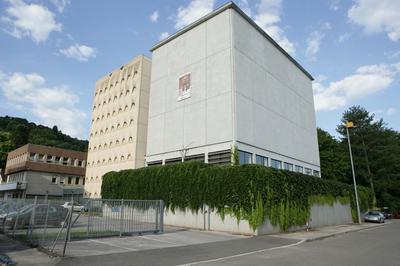 Visite Des Locaux Des Archives Départementales Du Jura à Montmorot