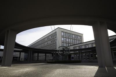 Visite Des Locaux Du Lycée Clemenceau à Reims