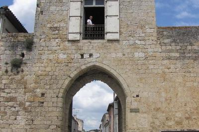 Visite Des Portes Médiévales à Vianne