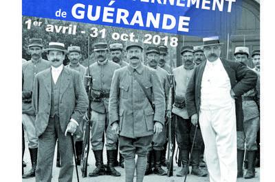 Visite Des Remparts Et De La Porte Saint-michel à Guerande