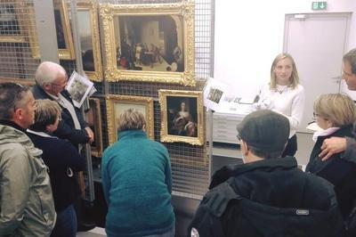 Visite Des Réserves Du Musée De La Lunette à Morez