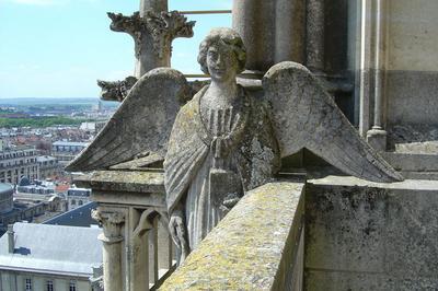 Visite Des Tours De La Cathédrale à Reims