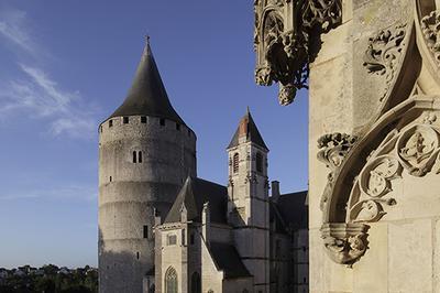 Visite Du Cellier Du Donjon à Chateaudun