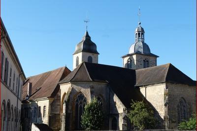 Visite Du Centre Ancien à Faverney