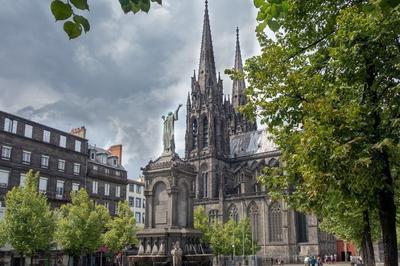 Visite Du Centre Historique, Avec L'application Handivisites à Clermont Ferrand