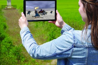 Visite Du Champ De Bataille En Réalité Virtuelle à Loigny la Bataille