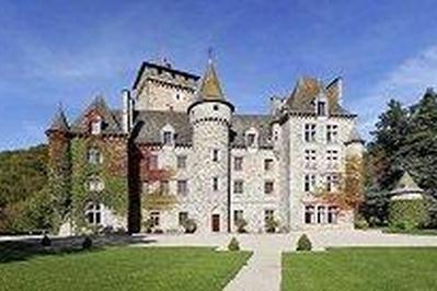 Visite Du Château à Polminhac