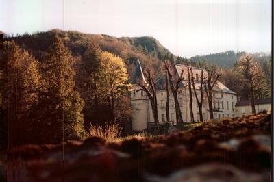 Visite Du Château Caché à Nurieux Volognat