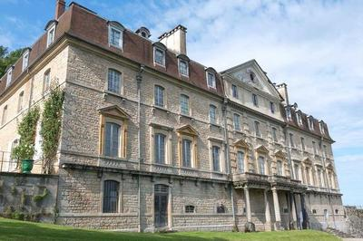 Visite Du Château D'arlay à Arlay