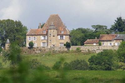 Visite Du Château De La Bussière à Semelay