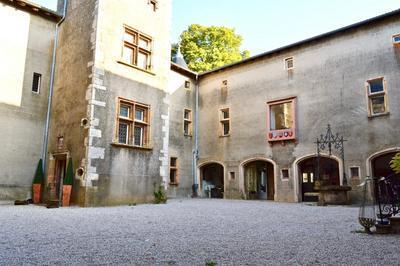 Visite Du Château De Varennes à Varennes les Macon