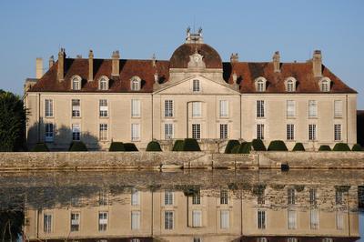 Visite Du Château Et Des Jardins Du Xviii Ème Siècle Classés Monuments Historiques à Fontaine Francaise