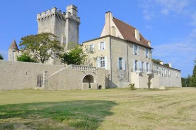 Visite Du Château Et Du Site Seigneurial De Xaintrailles