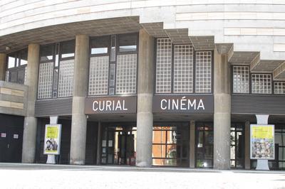Visite Du Cinéma De L'espace Malraux à Chambery