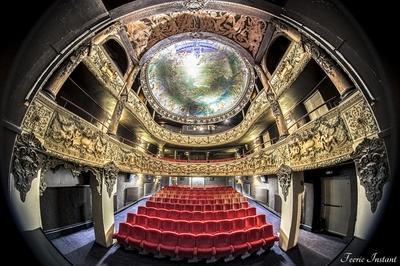 Visite Du Cinéma Scala à Neufchateau
