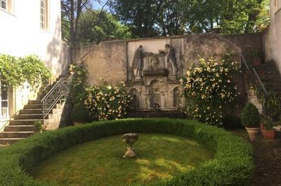 Visite Du Domaine De La Samaritaine à Lay saint Christophe