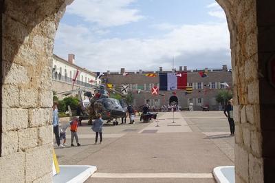 Visite Du Fort Lamalgue à Toulon
