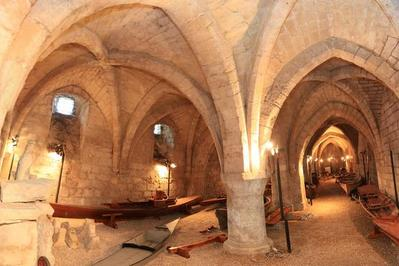 Visite Du Grand Cellier Avec La Collection De Bateaux à Conflans sainte Honorine