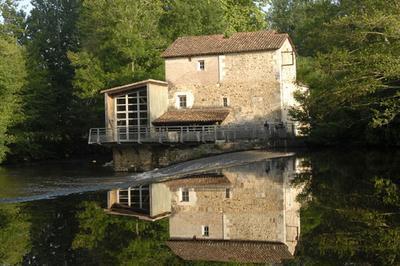 Visite Du Moulin à Montbron